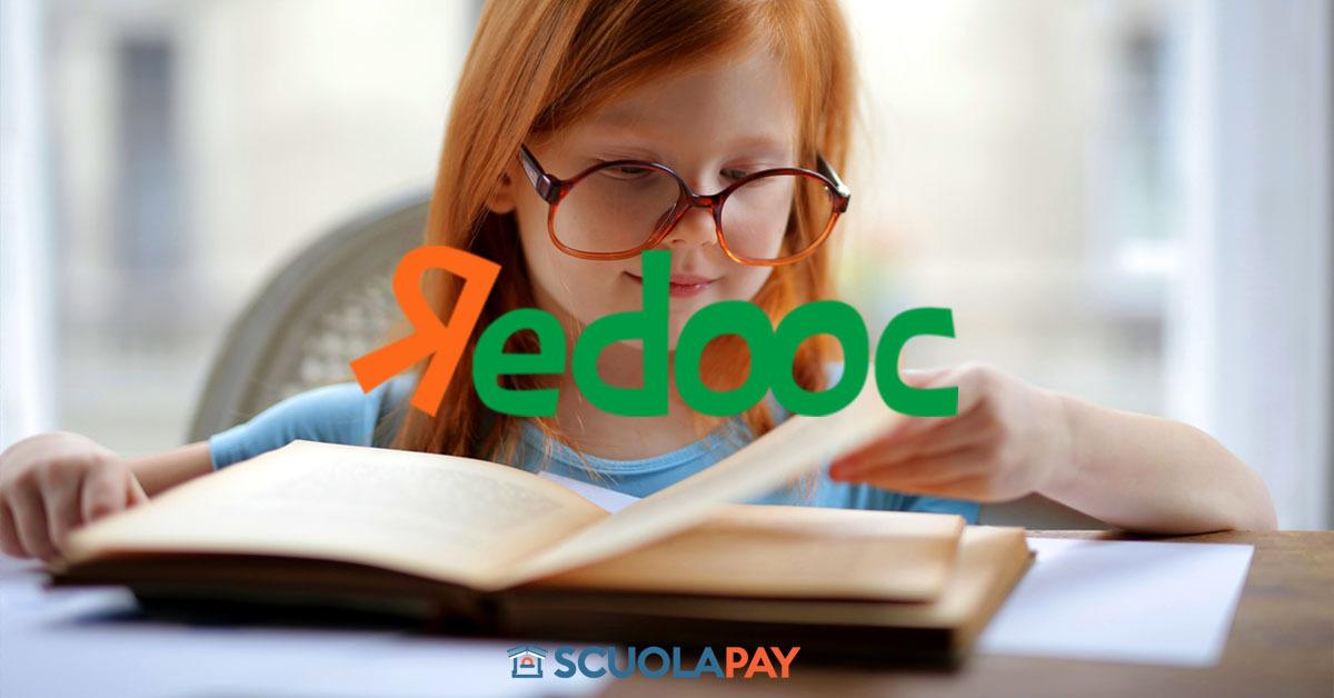 redooc è partner ufficiale di scuolapay