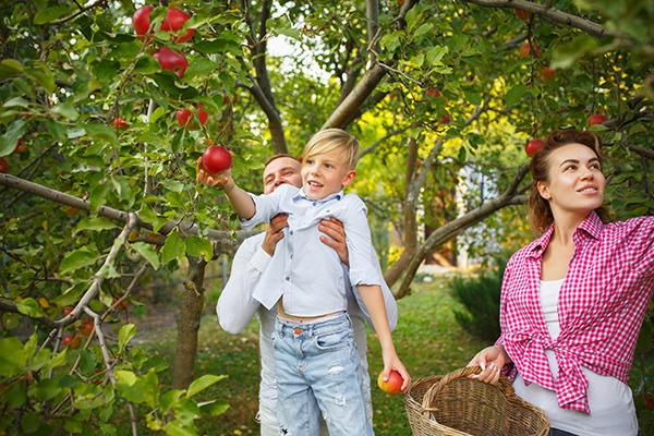 bambini-natura-frutta