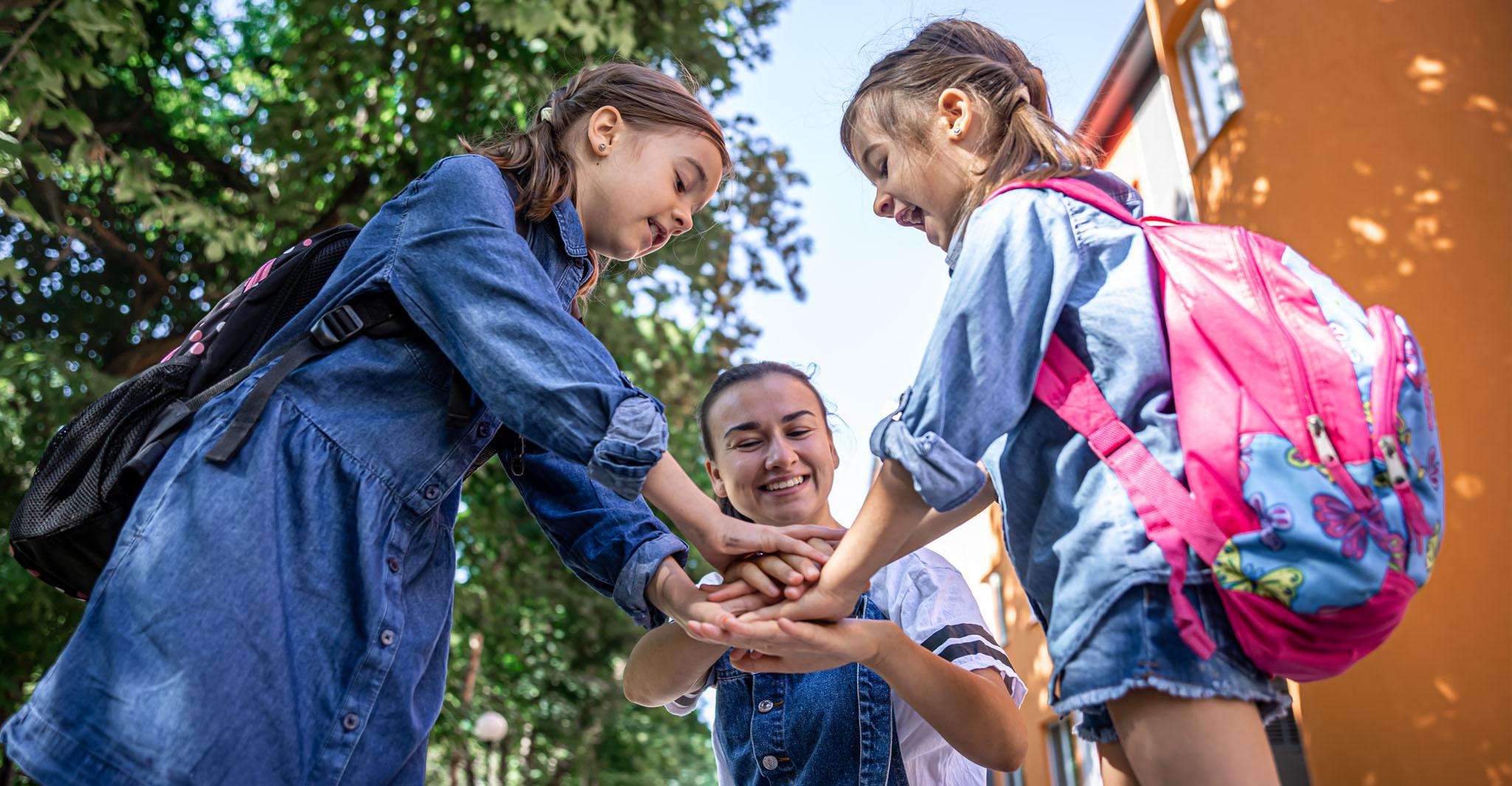 Come preparare i bimbi al primo giorno di scuola
