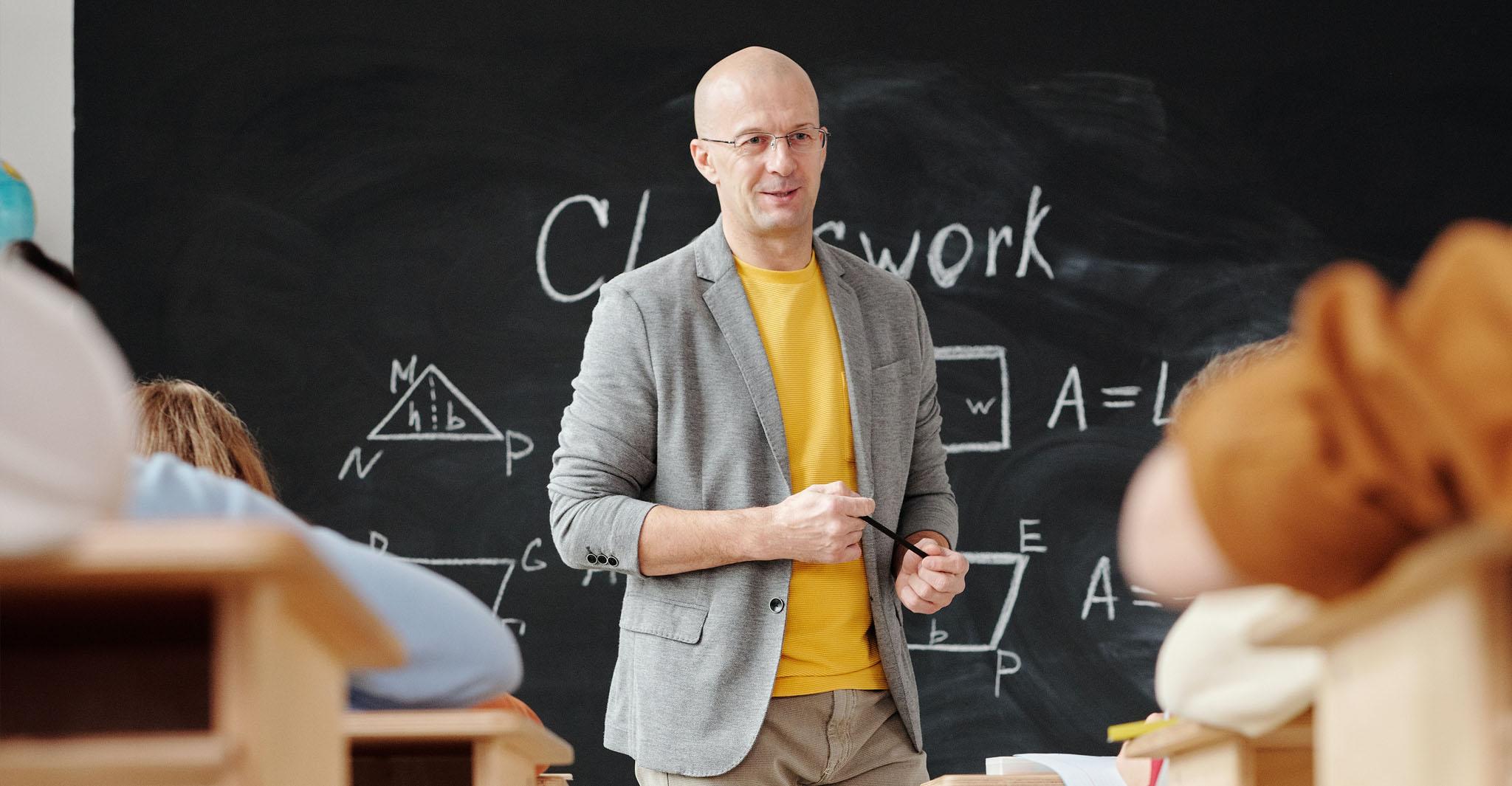 La figura del maestro ai tempi dei social