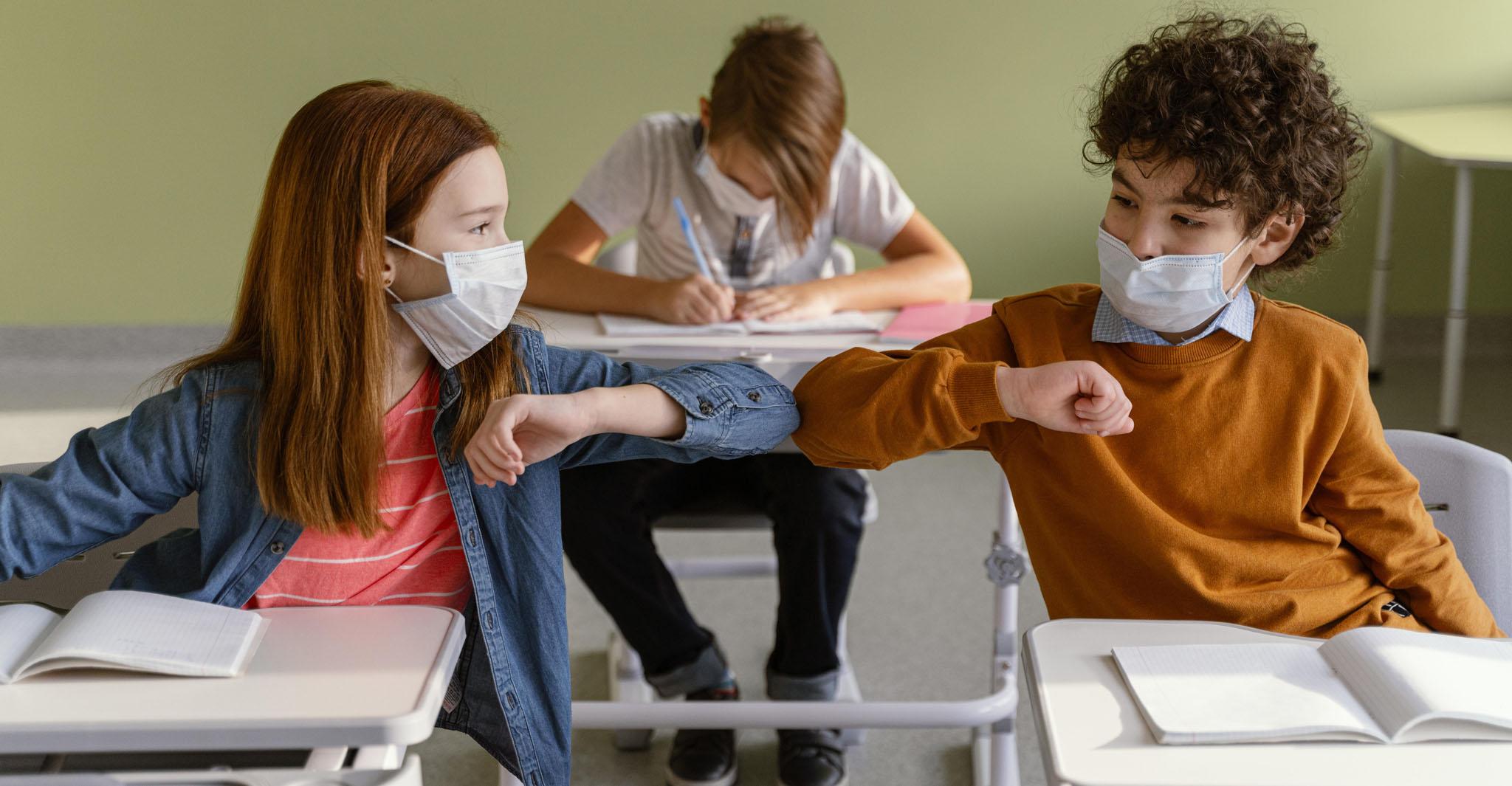Rientro a scuola tra Green Pass e mascherine